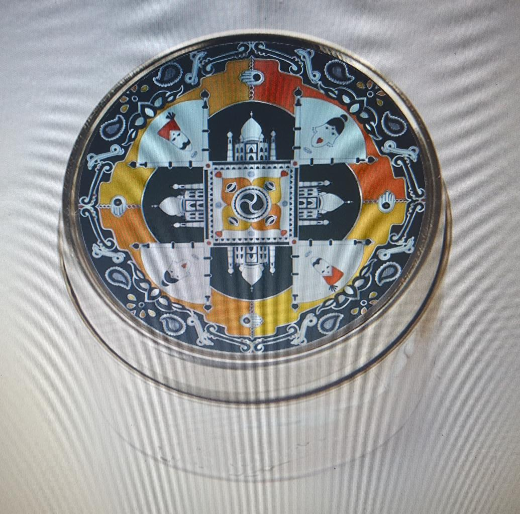 Taj Mahal Legend CANDLE - By WENZZ Creations